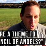 Is there a theme to a council of angels