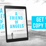 A Friend of Angels Book Trailer Cover