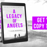 A Legacy of Angels Book Trailer Cover