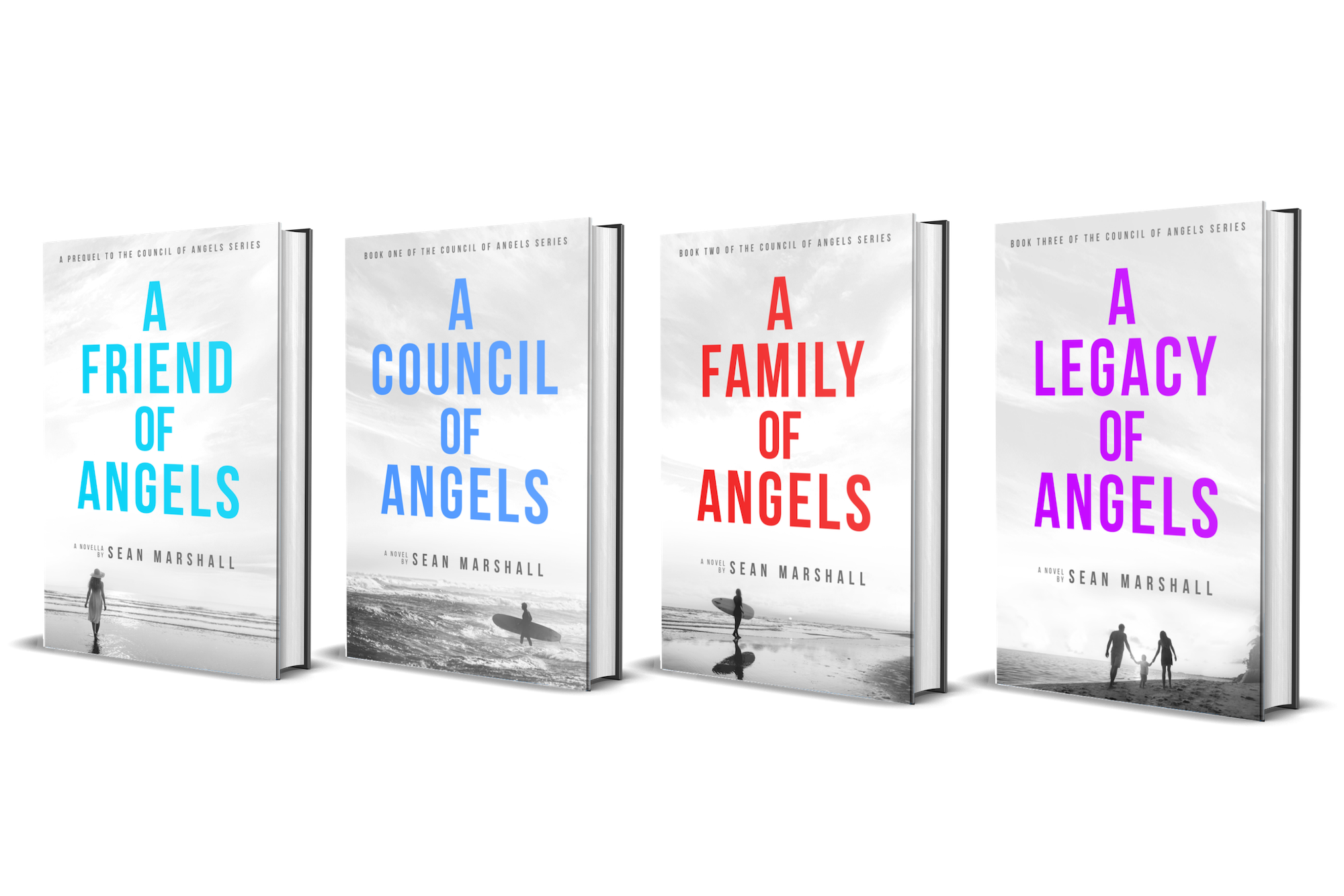 Council of Angels Series